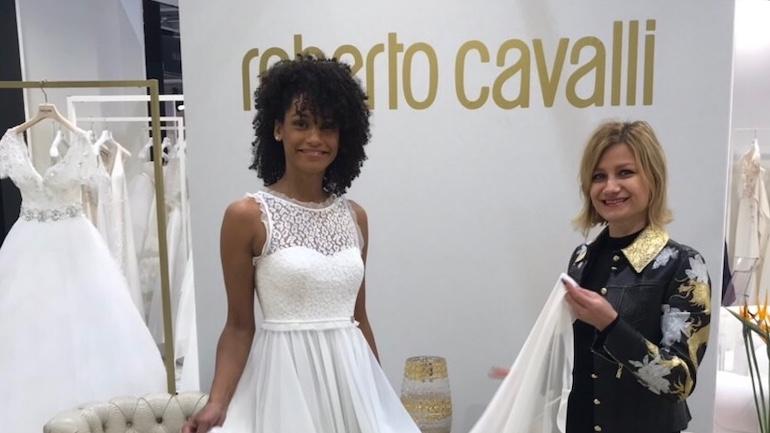 0778b73ec8a Roberto Cavalli за първи път с булчинска колекция. Прекрасните рокли в  Bridal Fashion през септември